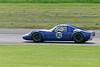 Russel Martin/Richard Dodkins driving a Class SRD Chevron B6 taken at Thruxton 50th Anniversary Celebration race meeting.