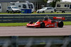 Paul Dibden driving an Argo JM6 Classic Formula 3 car taken at Thruxton 50th Anniversary Celebration race meeting.