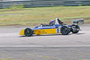 Tom Smith driving a FF2000 Royale RP27 taken at Thruxton 50th Anniversary Celebration race meeting.