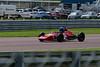 Daniel Stanzl driving a Elden Mk8 Historic Formula Ford 1600 taken at Thruxton 50th Anniversary Celebration race meeting.