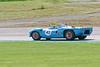 Graeme Dodd/James Dodd driving a class SRD Ginetta G16 taken at Thruxton 50th Anniversary Celebration race meeting.