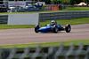 Brian Morris driving a Lola T202 Historic Formula Ford 1600 taken at Thruxton 50th Anniversary Celebration race meeting.