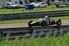Michael Grant-Peterkin driving a Brabham BT21 Historic Formula Ford 1600 taken at Thruxton 50th Anniversary Celebration race meeting.