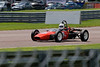 Cormac Flanagn driving a Alexis Mk14 Historic Formula Ford 1600 taken at Thruxton 50th Anniversary Celebration race meeting.