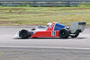 Andrew Smith driving a Classic F3 March 783 taken at Thruxton 50th Anniversary Celebration race meeting.