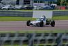 Matthew Sturmer driving a Macon MR8 Historic Formula Ford 1600 taken at Thruxton 50th Anniversary Celebration race meeting.