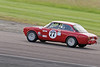 Darren Roberts driving a class TD2B Alfa Romeo 2000 GTV taken at Thruxton 50th Anniversary Celebration race meeting.