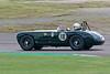 Martin Hunt/Patrick Blakeney-Edwards driving a Class WT4 HWM Sports Racing taken at Thruxton 50th Anniversary Celebration race meeting.
