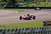 Maxim Bartell driving a Merlyn Mk20a Historic Formula Ford 1600 taken at Thruxton 50th Anniversary Celebration race meeting.