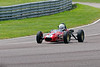 Kevin Williams driving a Class OF FF1600 Merlyn Mk20A taken at Thruxton 50th Anniversary Celebration race meeting.