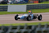 Tim Brise driving a Merlyn Mk20 Historic Formula Ford 1600 taken at Thruxton 50th Anniversary Celebration race meeting.