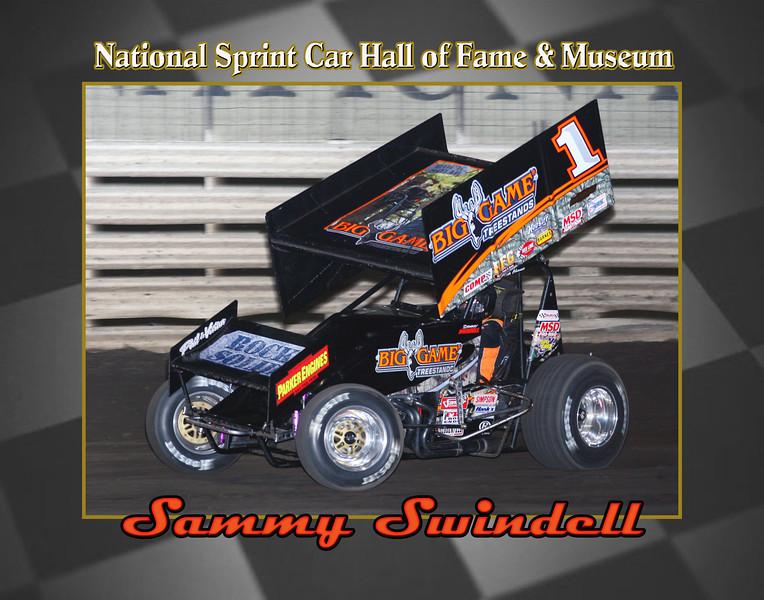 11x14 - Sammy Swindell NSCHoF Border copy