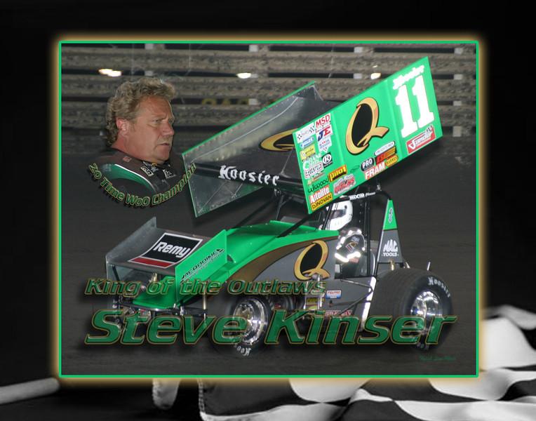 20 Time - Steve Kinser