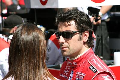 Dario Franchitti, Long Beach 2009