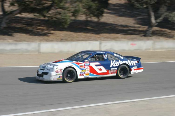 2003 Historic NASCAR at Laguna Seca