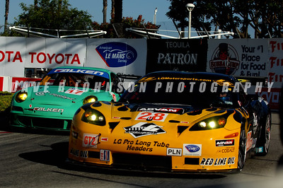 2009 Tequila Patron ALMS at Long Beach Thursday Practice Gallery 3