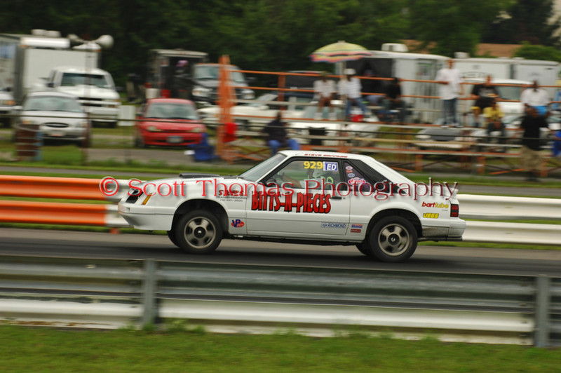 ESTA Safety Park Dragstrip racing on Sunday, July 26, 2009.