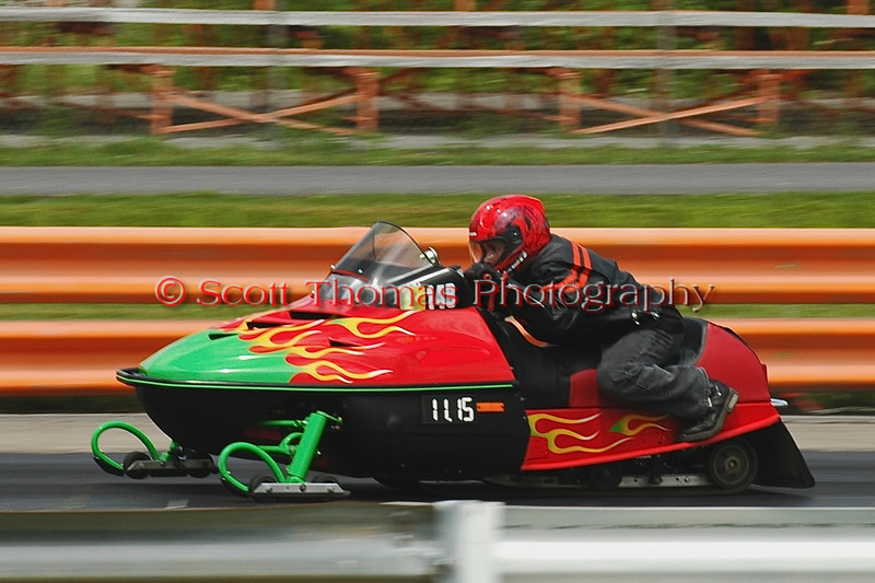ESTA Safety Park Dragstrip racing on Sunday, July 26, 2009.
