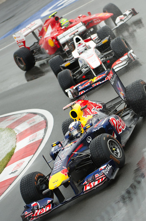 F1 - Montreal GP 2011