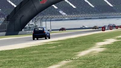 Ford Ka on Club Circuit