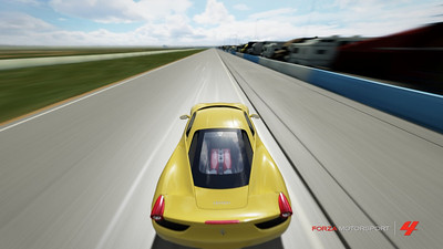 Ferrari 458 at Sebring