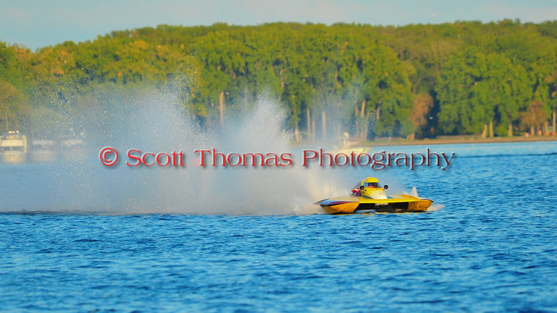 HydroBowl on Seneca Lake Inboard Hydroplane Racing in Geneva, New York.