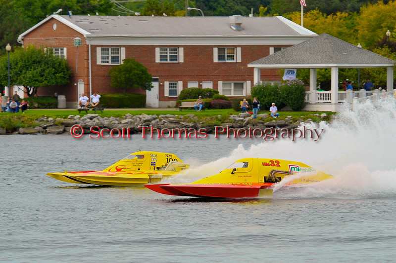 National Modified hydroplane racing at the  HydroBowl on Seneca Lake in Geneva, New York.