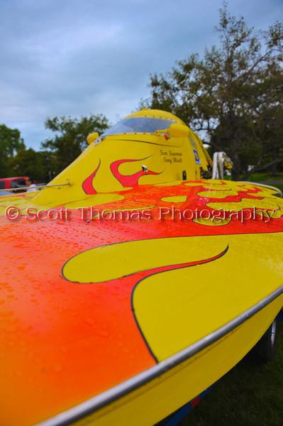 HydroBowl on Seneca Lake Inboard Hydroplane Racing in Geneva, New York.