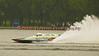 Hydroplane GP59 Baby Doll III being driven by Mario V. Maraldo racing on Onondaga Lake during Syracuse Hyrdofest on Saturday, June 20, 2009.
