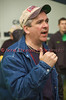Tom Vielhauer of the CNY Hydroplane Association addresses the drivers at the Syracuse Hyrdrofest on Saturday, June 20, 2009.