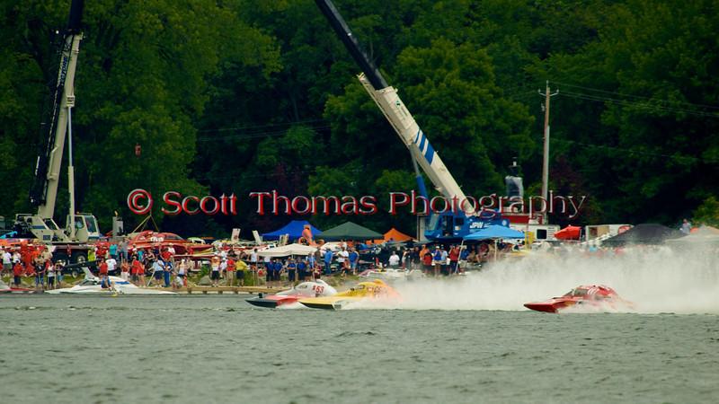 Syracuse Hydrofest 2010 held at Onondaga Lake Park near Liverpool, New York on Sunday, June 20.