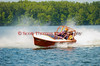 Jersey Skiff JS-100 on the course at the 2010 Syracuse Hydrofest held at Onondaga Lake Park near Liverpool, New York on Sunday, June 20.