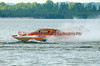 2.5 Liter hydroplane Cannonball (CS-48) driven by Donald Leduc racing at the 2010 Syracuse Hydrofest held at Onondaga Lake Park near Liverpool, New York on Sunday, June 20.