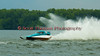 2.5 Liter Stock hydroplane Sealand Specialties (S-261) driven by Chris Thompson racing at the 2010 Syracuse Hydrofest held at Onondaga Lake Park near Liverpool, New York on Sunday, June 20.