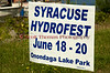 Syracuse Hydrofest 2010 held at Onondaga Lake Park near Liverpool, New York on Saturday, June 19.