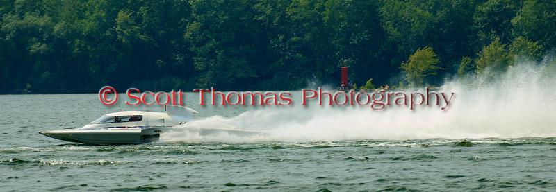 Grand Prix  hydroplane nnnnnnnn (GP-29) driven by nnnnnnnnnnnn on the course at the 2010 Syracuse Hydrofest  held at Onondaga Lake Park near Liverpool, New York on Saturday, June 19.
