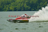 2.5 Liter hydroplane Wet Spot (CS-10) driven by Rob Stevenson racing at the 2010 Syracuse Hydrofest held at Onondaga Lake Park near Liverpool, New York on Sunday, June 20.