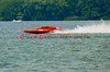 5.0 Liter Stock hydroplane nnnnnnnn (CE-77) driven by nnnnnnnnnnnn on the course at the 2010 Syracuse Hydrofest  held at Onondaga Lake Park near Liverpool, New York on Saturday, June 19.