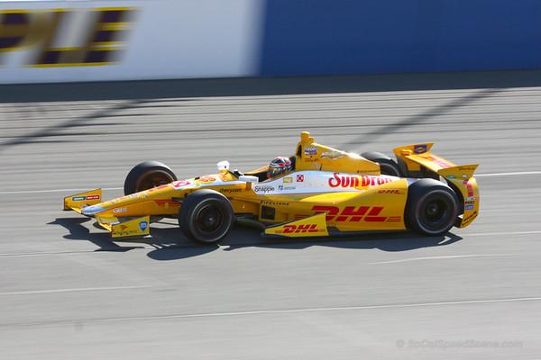 IndyCar Auto Club Speedway 2013
