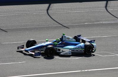 Tony Kanaan - IndyCar Auto Club Speedway