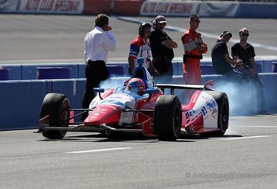 James Jakes - IndyCar Auto Club Speedway