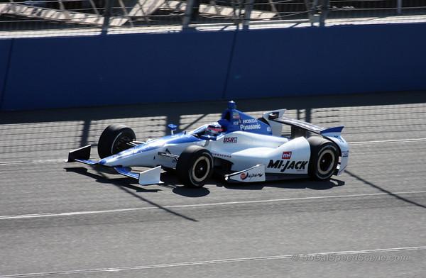 Takuma Sato - IndyCar Auto Club Speedway