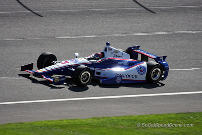 Helio Castroneves - IndyCar Auto Club Speedway