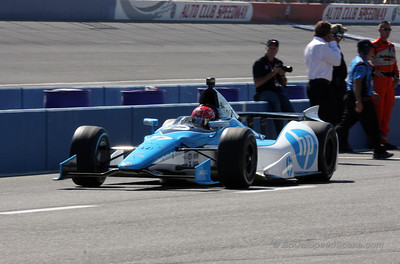Simon Pagenaud - IndyCar Auto Club Speedway