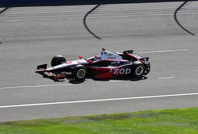Ryan Briscoe - IndyCar Auto Club Speedway
