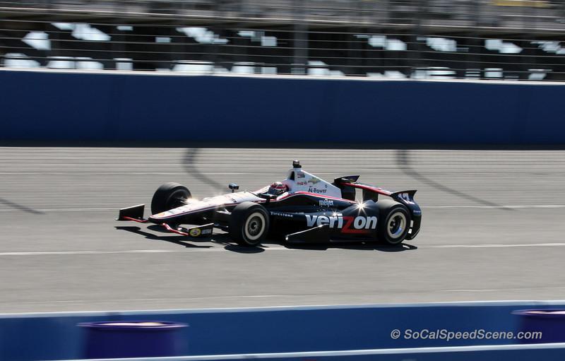Will Power - IndyCar Auto Club Speedway
