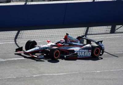JR Hildebrand - IndyCar Auto Club Speedway