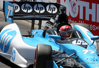 Simon Pagenaud #77 Schmidt/Hamilton Motorsports - Toyota Grand Prix of Long Beach