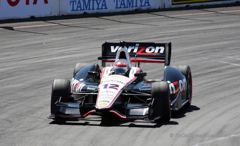 WIll Power #12 Team Penske - Toyota Grand Prix of Long Beach