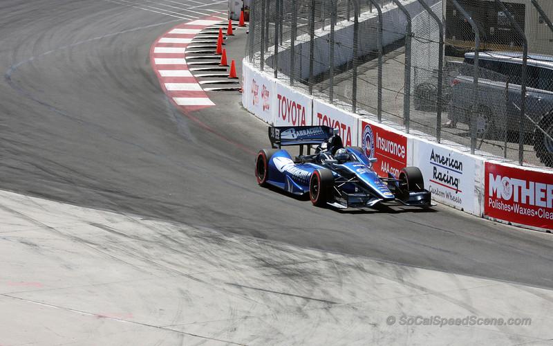 Alex Tagliani #98 Team Barracuda - Toyota Grand Prix of Long Beach